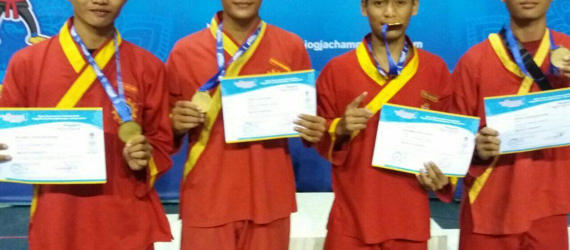 empat-pesilat-sma-mta-meraik-juara-1-yogyakarta-championship-2017