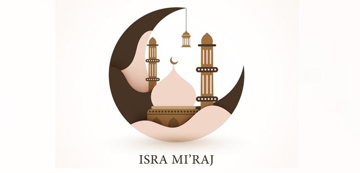 Isra' Mi'raj Nabi Muhammad SAW 1441H